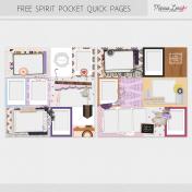 Free Spirit Pocket Quick Pages Kit