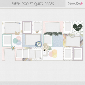 Fresh Pocket Quick Pages Kit