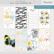 The Good Life: July Journal Me