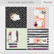 Wildflower Quick Pages Kit