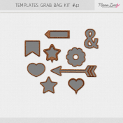 Templates Grab Bag Kit #42