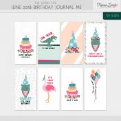 The Good Life: June Birthday Journal Me Kit