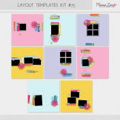 Layout Templates Kit #75