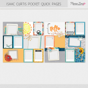 Isaac Curtis Quick Pages Kit