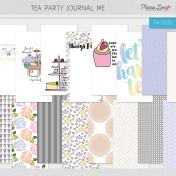 Tea Party Journal Me Kit