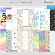 Unicorn Tea Party Journal Me Kit