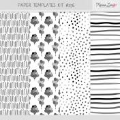 Paper Templates Kit #256