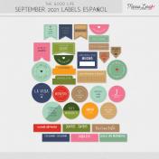 The Good Life: September 2021 Labels Español Kit