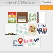 The Good Life: September 2021 Pocket Cards Kit