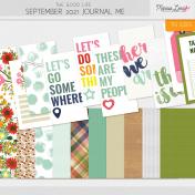 The Good Life: September 2021 Journal Me Kit