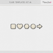 Flair Templates Kit #1