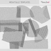 Tulle/Mesh Templates Kit