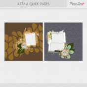 Arabia Quick Pages Kit