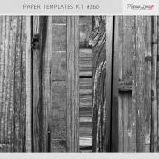 Paper Templates Kit #260