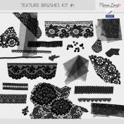 Texture Brushes Kit #1