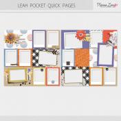 Leah Pocket Quick Pages Kit