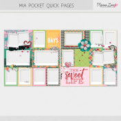 Mia Pocket Quick Pages Kit