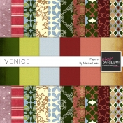 Venice Papers Kit