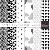 Paper Templates Kit #40