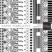 Paper Templates Kit #23