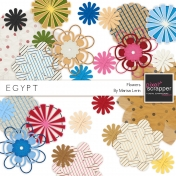 Egypt Flowers Kit