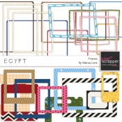 Egypt Frames Kit