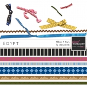 Egypt Ribbons & Bows Kit