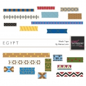Egypt Washi Tape Kit