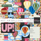 Hot Air Balloon Mini Kit