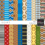 Egypt Papers Kit