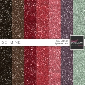 Be Mine Glitters Kit