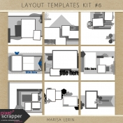 Layout Templates Kit #6