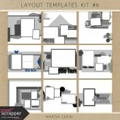 Layout Templates Kit #6