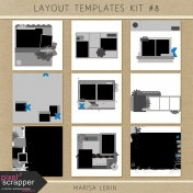 Layout Templates Kit #8