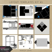 Layout Templates Kit #7