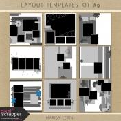 Layout Templates Kit #9