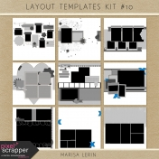 Layout Templates Kit #10