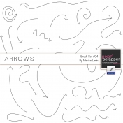 Brush Kit #24- Arrows