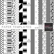 Paper Templates #43 Kit