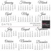 2014 Calendars Kit