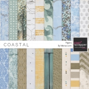 Coastal Papers Kit