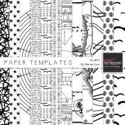 Paper Templates Kit #42