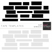 Tape Templates #4