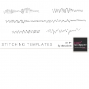 Stitching Templates Kit #4