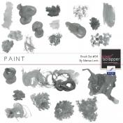 Brush Kit #34- Paint