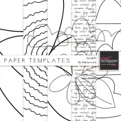 Paper Templates Kit #45