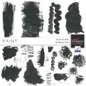 Brush Kit #35- Paint