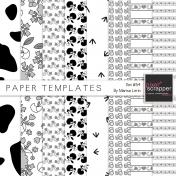 Paper Templates #54 Kit
