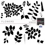 Flower Templates Kit #23