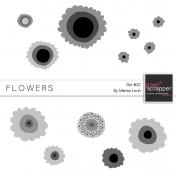 Flower Templates Kit #22